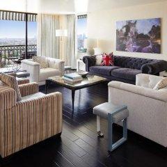 Отель London West Hollywood at Beverly Hills 5* Люкс Gate с различными типами кроватей