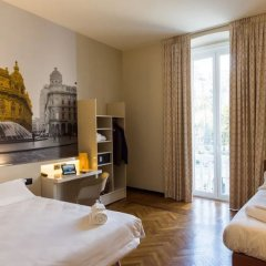 B&B Hotel Genova комната для гостей