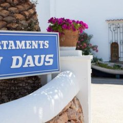 Апартаменты Niu d'Aus Apartments с домашними животными