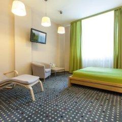 Гостиница Меридиан 3* Номер Премиум двуспальная кровать фото 2