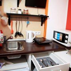 Апартаменты Берлога на Советской Апартаменты с различными типами кроватей фото 23