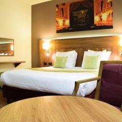 Quality Hotel Antwerpen Centrum Opera 4* Улучшенный номер с различными типами кроватей фото 3