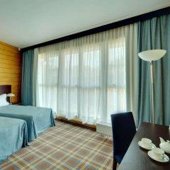 Гостиница LES Art Resort Стандартный номер с различными типами кроватей фото 2
