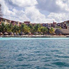Отель Fiesta Americana Cancun Villas пляж фото 7