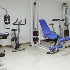 Отель Club Santa Ponsa фитнесс-зал
