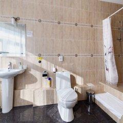 Гостиница Хитровка Стандартный номер с различными типами кроватей фото 23