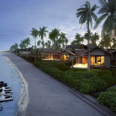 Отель Twin Lotus Resort and Spa - Adults Only вид на фасад фото 6