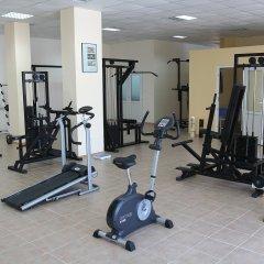 Hotel Korona Солнечный берег фитнесс-зал