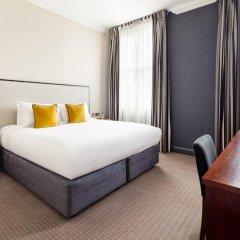 Отель Radisson Blu Edwardian Vanderbilt 4* Стандартный номер с различными типами кроватей