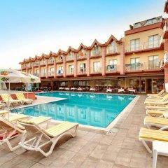 Himeros Club Hotel бассейн фото 3