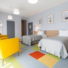 Гостиница Ракурс Стандартный номер с 2 отдельными кроватями