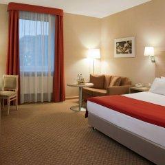 Гостиница Холидей Инн Москва Лесная 4* Улучшенный номер с различными типами кроватей