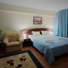 Гостиница Sultan na Rizhskom комната для гостей фото 4