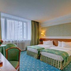 Гостиница Бородино 4* Стандартный номер с различными типами кроватей фото 4