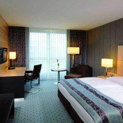 Maritim Hotel Düsseldorf 4* Номер Комфорт с двуспальной кроватью