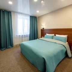 Гостиница Аврора 3* Стандартный номер с двумя спальнями с различными типами кроватей фото 4