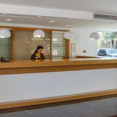Aquarium Hotel Родос интерьер отеля