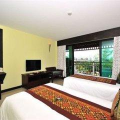Princess Kamala Beachfront Hotel. 5* Бунгало с различными типами кроватей
