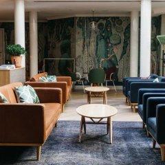 Отель St. George Helsinki Финляндия, Хельсинки - отзывы, цены и фото номеров - забронировать отель St. George Helsinki онлайн интерьер отеля