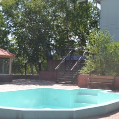 Гостиница Flamingo Resort бассейн