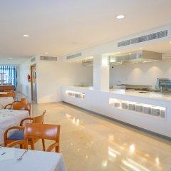 Отель Aparthotel THB Ibiza Mar - Только для взрослых питание