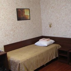Гостиница Изумруд Север комната для гостей фото 5