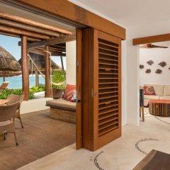 Отель Mahekal Beach Resort 4* Пентхаус с разными типами кроватей фото 9