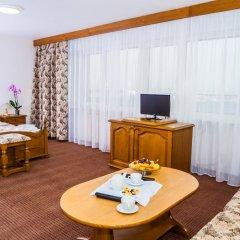 Гостиница Балтика комната для гостей фото 6