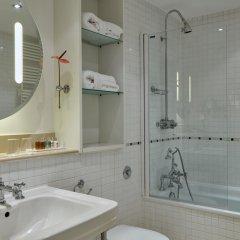 Das Triest Hotel ванная