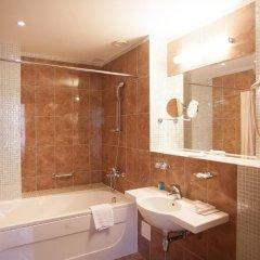 Гостиница Кайзерхоф 4* Улучшенный люкс с различными типами кроватей фото 8