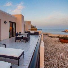Marina Hotel Corinthia Beach Resort 4* Люкс с различными типами кроватей фото 5