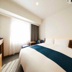 Hotel Intergate Tokyo Kyobashi 3* Стандартный номер с различными типами кроватей фото 2