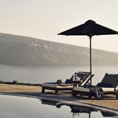 Отель Santo Maris Oia, Luxury Suites & Spa 5* Вилла с различными типами кроватей фото 18