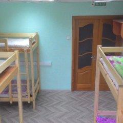 Хостел Транссиб Кровать в общем номере с двухъярусной кроватью фото 3