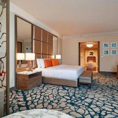 Отель Atlantis The Palm 5* Люкс Regal club с различными типами кроватей фото 3