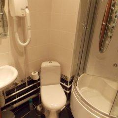 Отель Тройка Санкт-Петербург ванная