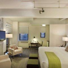 Отель Affinia Manhattan 4* Представительский номер с различными типами кроватей фото 2
