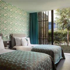 Отель Maxx Royal Kemer Resort - All Inclusive 5* Люкс-дуплекс с тремя спальнями Maxx laguna с различными типами кроватей фото 4