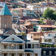 Отель Sheraton Grand Tbilisi Metechi Palace балкон фото 3