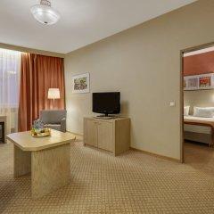 Гостиница Холидей Инн Москва Лесная 4* Представительский люкс с разными типами кроватей фото 5