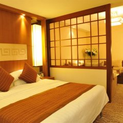 Отель Beijing Debao Hotel Китай, Пекин - отзывы, цены и фото номеров - забронировать отель Beijing Debao Hotel онлайн комната для гостей фото 2