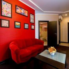 Гостиница Shato City 3* Номер Делюкс с различными типами кроватей фото 13