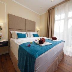 Гостиница Голубая Лагуна Улучшенный номер разные типы кроватей
