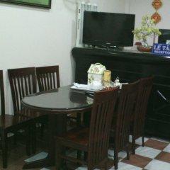 Tien Dinh Hotel Нячанг питание