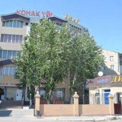 Гостиница Diar Hotel Казахстан, Атырау - отзывы, цены и фото номеров - забронировать гостиницу Diar Hotel онлайн вид на фасад фото 2