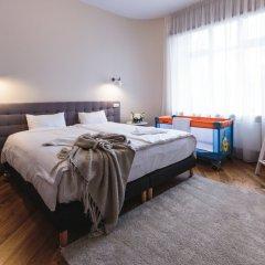 Апартаменты Riga Lux Apartments - Skolas Улучшенные апартаменты с различными типами кроватей