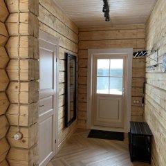 База Отдыха Forrest Lodge Karelia Улучшенный шале с разными типами кроватей фото 35