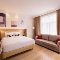 Гостиница Courtyard Marriott Sochi Krasnaya Polyana 4* Номер Делюкс с различными типами кроватей фото 4