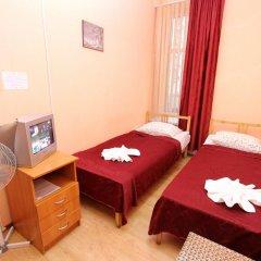 Хостел Геральда Стандартный номер с 2 отдельными кроватями (общая ванная комната) фото 10