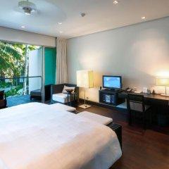 Отель TWINPALMS 5* Номер Deluxe palm фото 7